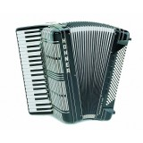 Hohner A2132 MORINO V 120 black - аккордеон
