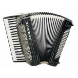 Hohner A2152 MORINO IV 120 DL black - аккордеон
