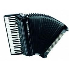 Hohner A2232 AMICA IV 120 BK - аккордеон