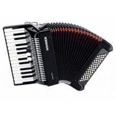 Hohner A4096 (A1696) BRAVO II 60 Black - аккордеон