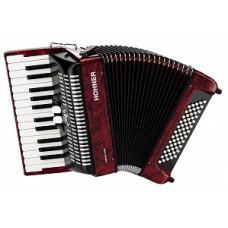 Hohner A4097 (A1697) BRAVO II 60 RED - аккордеон