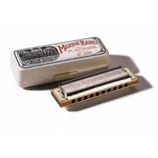 Hohner M1896056 Marine Band Classic E-major - диатоническая губная гармошка