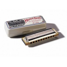 Hohner M1896076 Marine Band Classic Fis-major - диатоническая губная гармошка