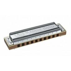Hohner M1896xp Marine Band 1896/20 С, G, A - набор губных гармошек