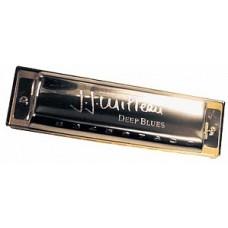 Hohner M501206 Jean Jacques Milteau F-major - диатоническая губная гармошка