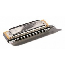 Hohner M98008 Chromatic Koch G-major - диатоническая губная гармошка со слайдером