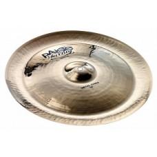 "Paiste 0005158818 Twenty Custom Metal China - тарелка 18"""