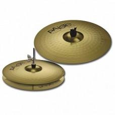 Paiste 000014ES13 101 Brass Essential Set - комплект тарелок 13''/18''