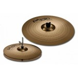 Paiste 000015ES14 201 Bronze Essential Set - комплект тарелок 14/18""