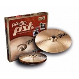 "Paiste 000068ES14 New PST 5 Essential Set - комплект тарелок 14""/16"""