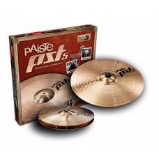 "Paiste 000068ES14 New PST 5 Essential Set - комплект тарелок 14""/16"""