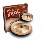 "Paiste 000068FXPK New PST 5 Effects Set - комплект тарелок 10""/18"""