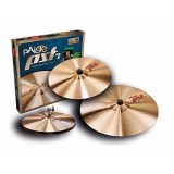 Paiste 000170SSET PST 7 Session Set - комплект тарелок 14''/16''/20''