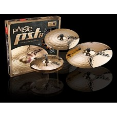 Paiste 000180RSET PST 8 Rock Set - комплект тарелок 14''/16''/20''
