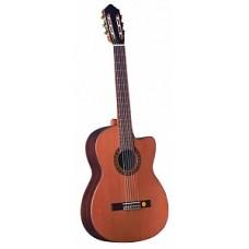 Strunal C977EA-4/4 - классическая гитара с вырезом и звукоснимателем