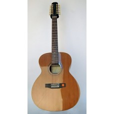 Strunal J980 - акустическая гитара 12-струнная