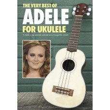 The Very Best of Adele For Ukulele - сборник песен Адель для укулеле