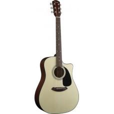 FENDER CD-60CE DREADNOUGHT NATURAL - электроакустическая гитара