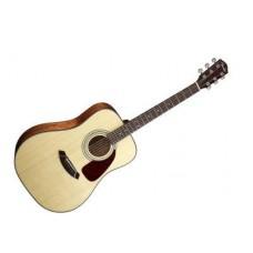 FENDER CD-140S DREADNOUGHT NATURAL - акустическая гитара