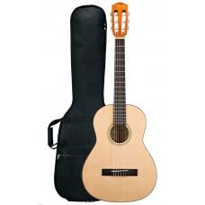 FENDER ESC105 NATURAL CLASSICAL - классическая гитара