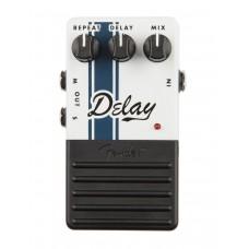 FENDER DELAY PEDAL - гитарная педаль дилей