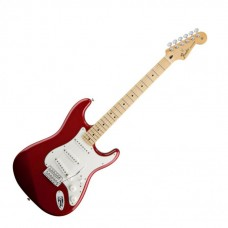 FENDER STANDARD STRATOCASTER MN CANDY APPLE RED TINT - электрогитара