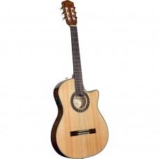 FENDER CN-240SCE THINLINE NATURAL - электроакустическая гитара