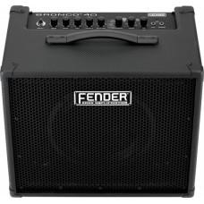 FENDER BRONCO 40 - бас-гитарный комбо