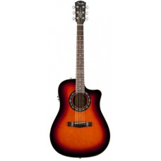 FENDER T-BUCKET 100CE 3-COLOR SUNBURST - электроакустическая гитара