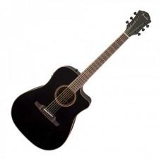 FENDER F-1020SCE DREADNOUGHT BLACK - электроакустическая гитара