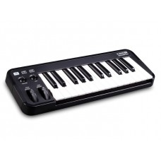 LINE 6 MOBILE KEYS 25 - клавишный USB MIDI контроллер