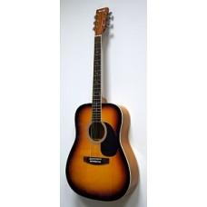 HOMAGE LF-4110-SB - акустическая гитара