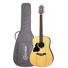 CRAFTER LITE-D SP/N-LH - акустическая гитара (леворукая)
