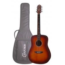 CRAFTER LITE-D SP/VTG - акустическая гитара
