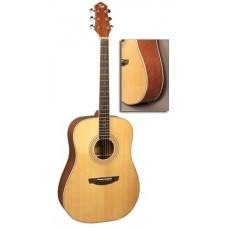 FLIGHT AD-200 NA LH - акустическая гитара (леворукая)