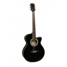 FLIGHT F 130 BK - фолк гитара