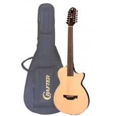 CRAFTER CT-120-12/EQN - гитара 12-струнная электроакустическая