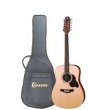 CRAFTER D-8-12/EQN - 12-струнная акустическая гитара