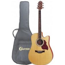 CRAFTER DE 6/N - электроакустическая гитара