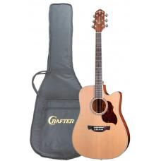 CRAFTER DE 7/N - электроакустическая гитара