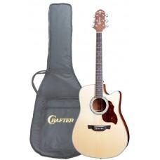 CRAFTER DE 8/N - электроакустическая гитара
