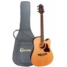 CRAFTER DTE 7/N - электроакустическая гитара