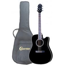 CRAFTER ED-75 CEQ/BK - электроакустическая гитара