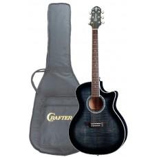 CRAFTER GCL 80/BKS - электроакустическая гитара