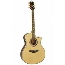 CRAFTER ML-Rose Plus - электроакустическая гитара