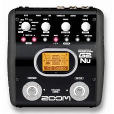 ZOOM G2Nu - процессор эффектов
