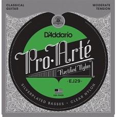 D`Addario EJ29 CLASSIC - комплект струн для классической гитары
