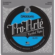 D`Addario EJ31 CLASSIC - комплект струн для классической гитары