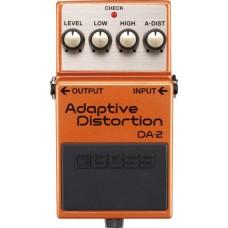 BOSS DA-2 Adaptive Distortion - педаль эффектов