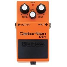 BOSS DS-1 Distortion - педаль эффектов